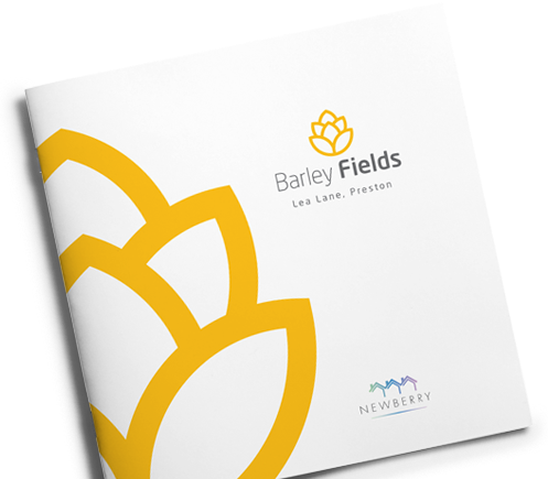 barley fields brochure