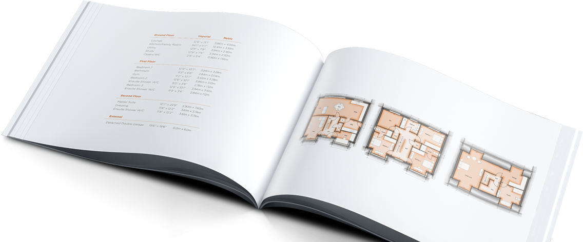 Dovecotes Chase brochure